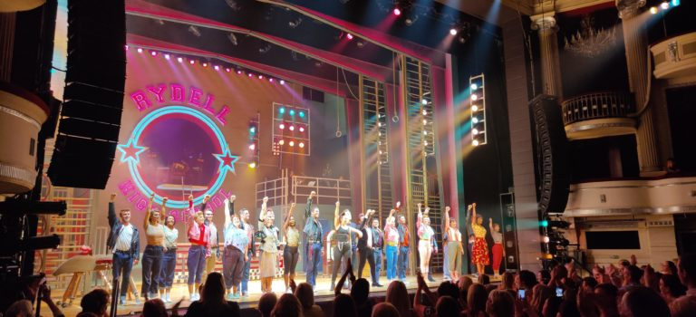 Review: Grease The Musical starring Peter Andre, Birmingham Hippodrome