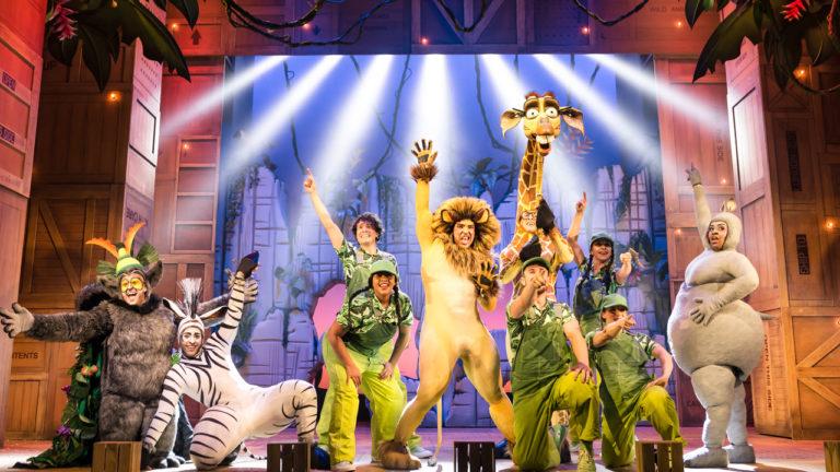 Review: Madagascar The Musical starring Matt Terry, Regent Theatre