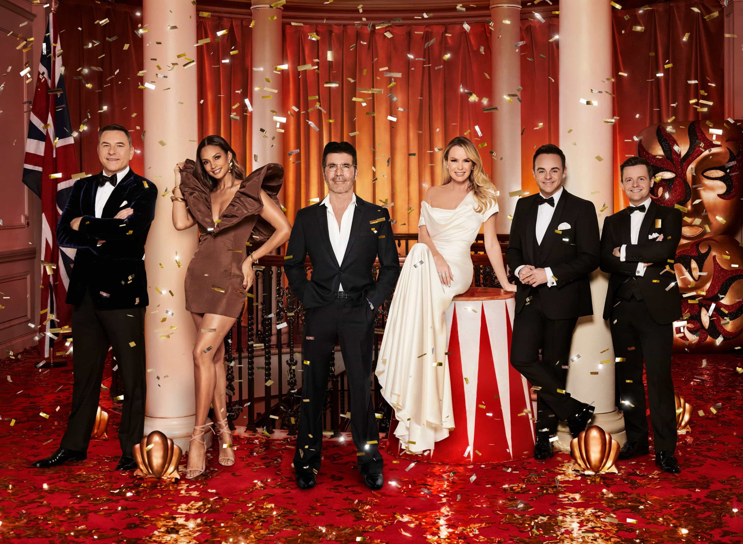 Britain's Got Talent judges get glam for new photoshoot as new season starts this weekend