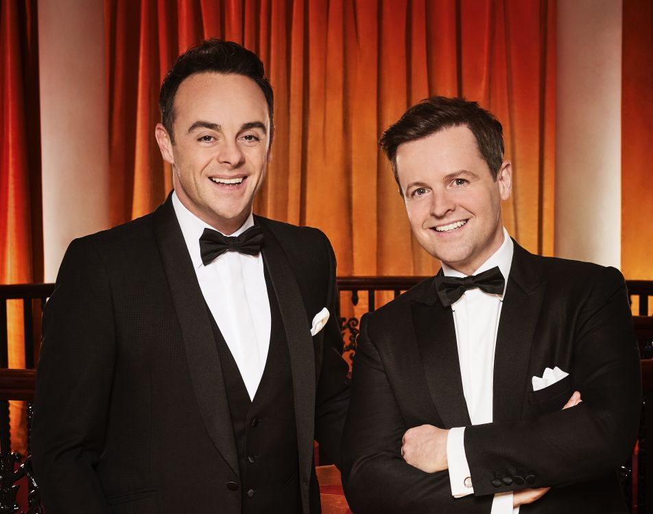 Ant and Dec sit down to talk about the fourteenth series of Britain's Got Talent